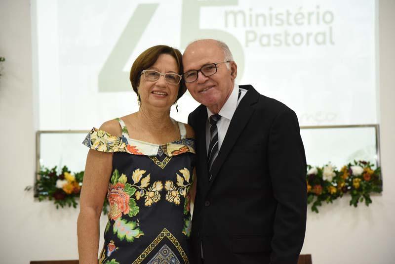 45 ANOS DE MINISTÉRIO