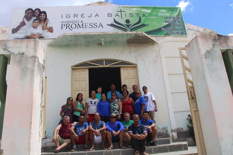 MISSÃO TERRA BOA-BA