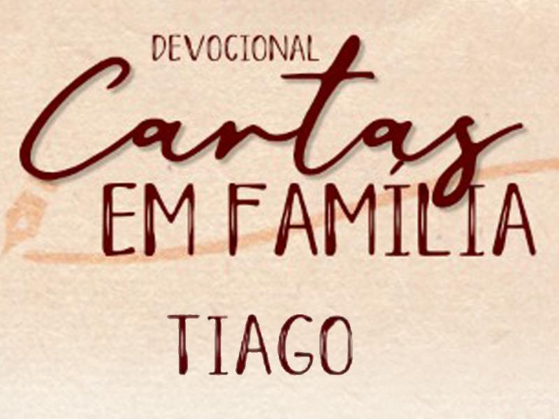 CARTAS EM FAMÍLIA  - TIAGO