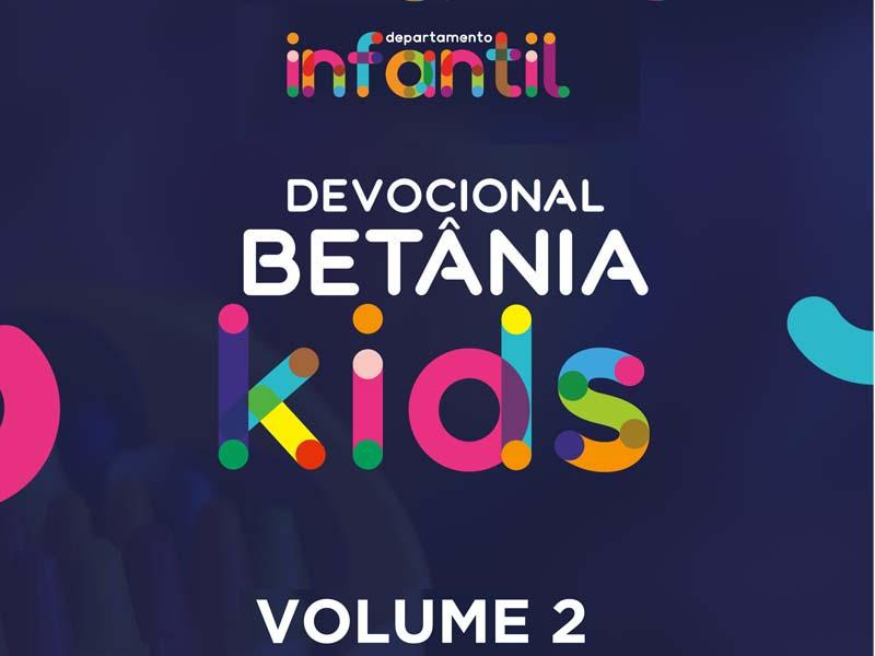 BETÂNIA KIDS - VOLUME 2