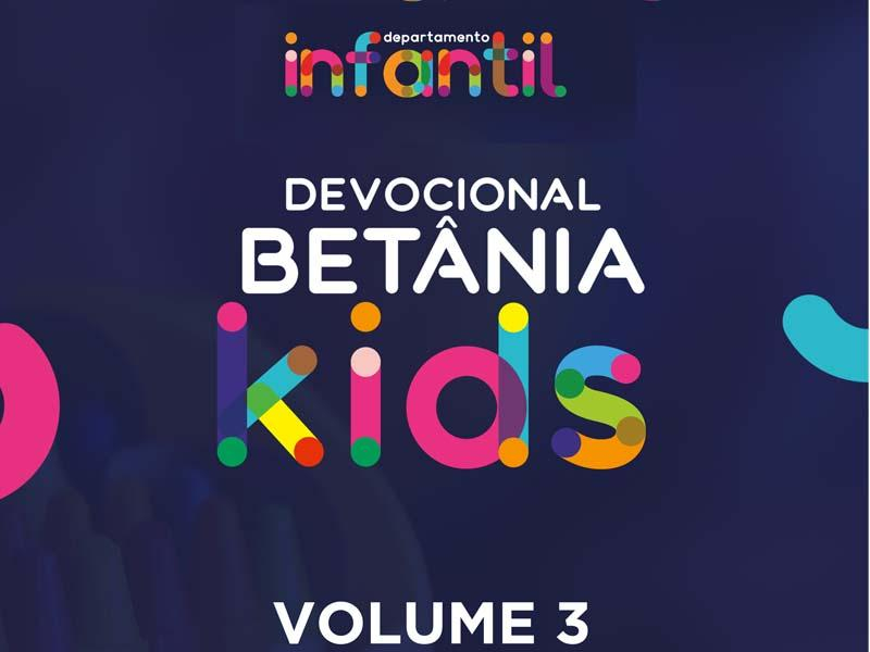 BETÂNIA KIDS - VOLUME 3