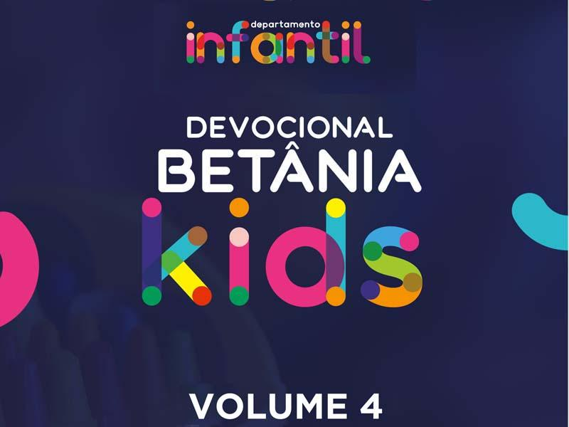 BETÂNIA KIDS - VOLUME 4