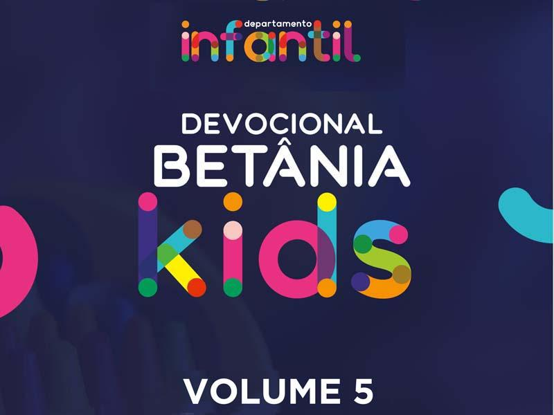 BETÂNIA KIDS - VOLUME 5