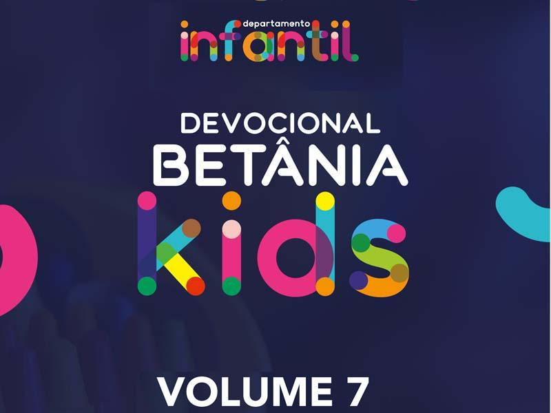 BETANIA KIDS - VOLUME 7