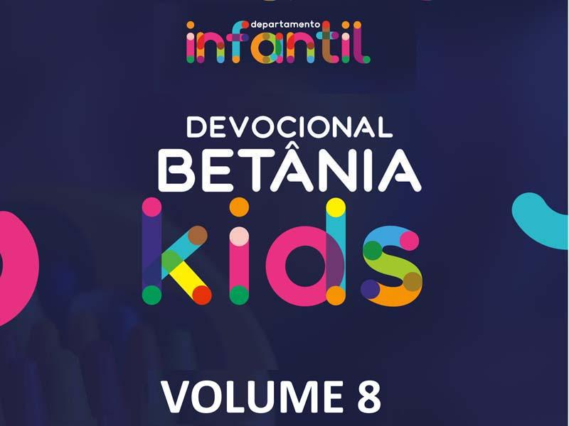 BETÂNIA KIDS - VOLUME 8