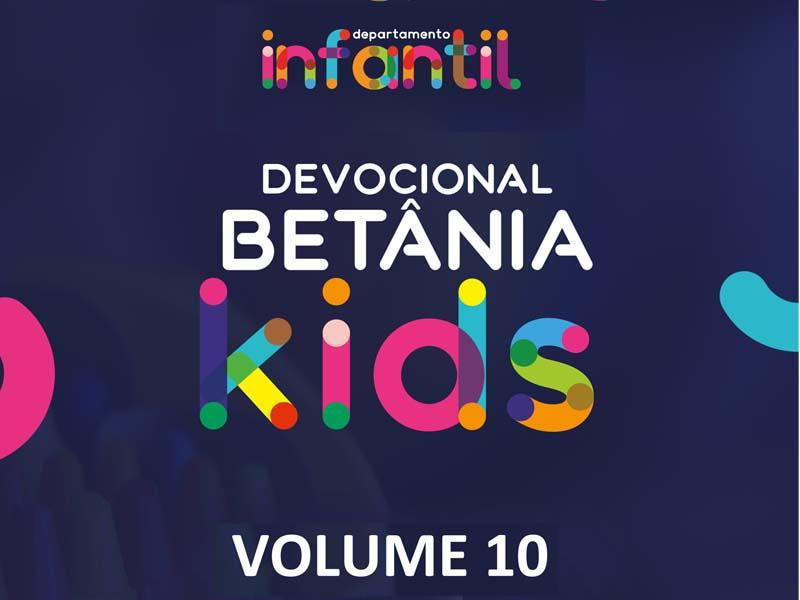 BETÂNIA KIDS - VOLUME 10