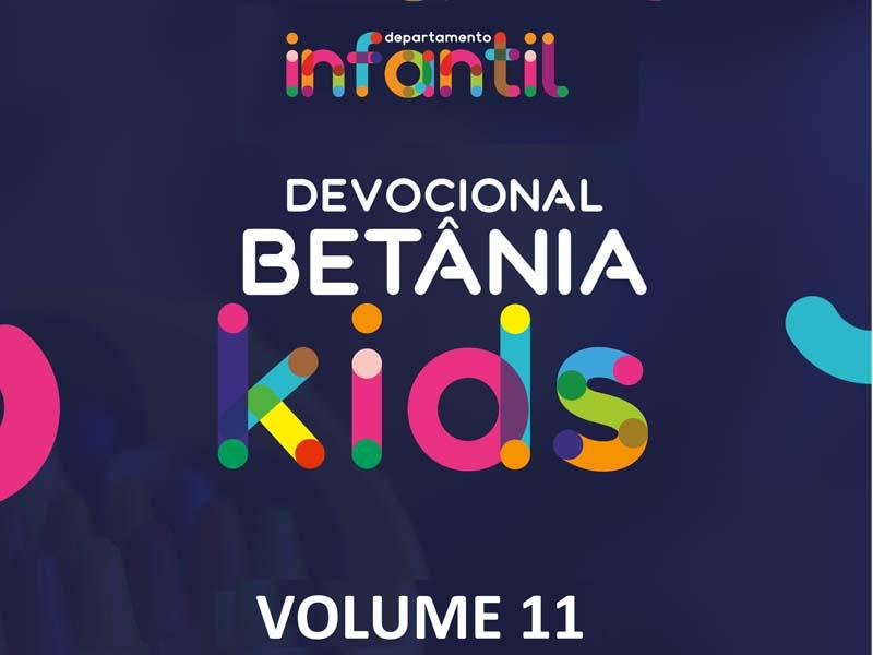 BETÂNIA KIDS - VOLUME 11