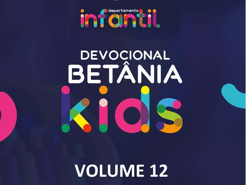 BETÂNIA KIDS - VOLUME 12