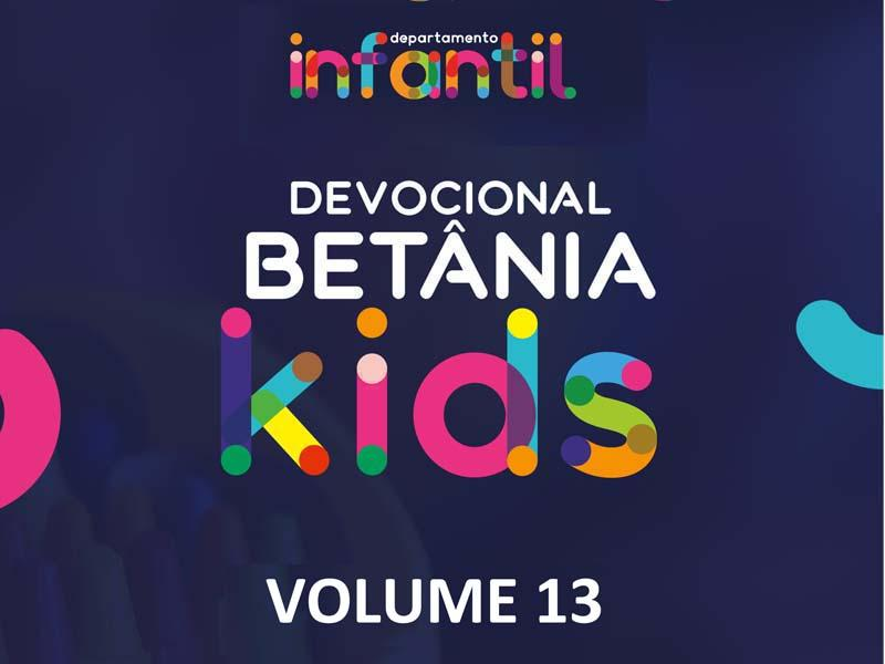 BETÂNIA KIDS - VOLUME 13