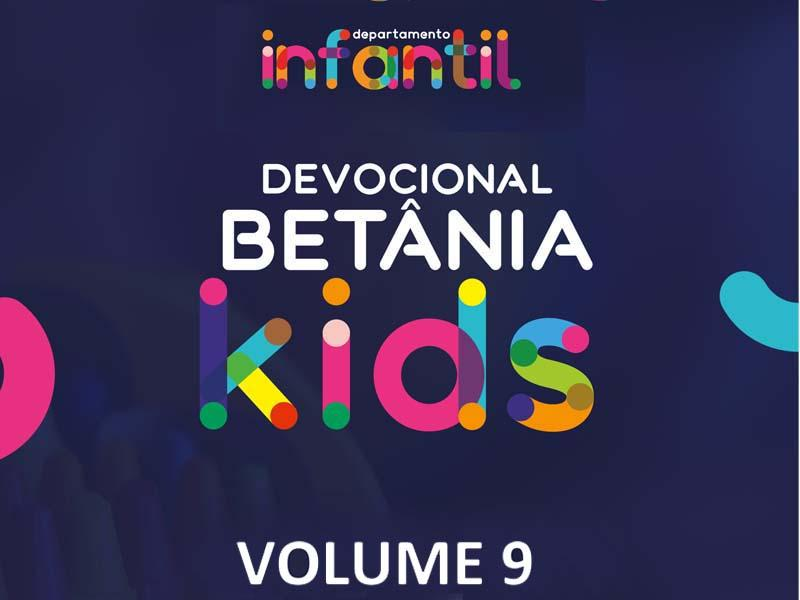 BETÂNIA KIDS - VOLUME 9