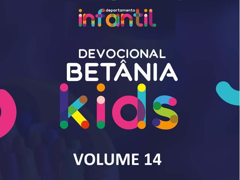 BETÂNIA KIDS - VOLUME 14
