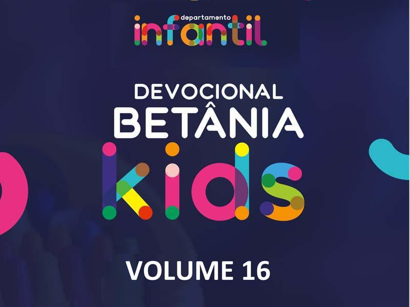BETÂNIA KIDS - VOLUME 16