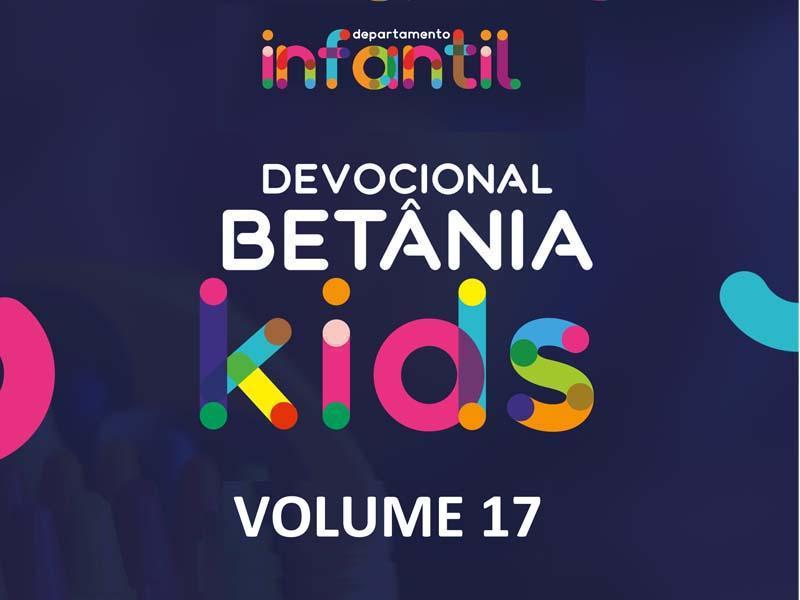 BETÂNIA KIDS - VOLUME 17