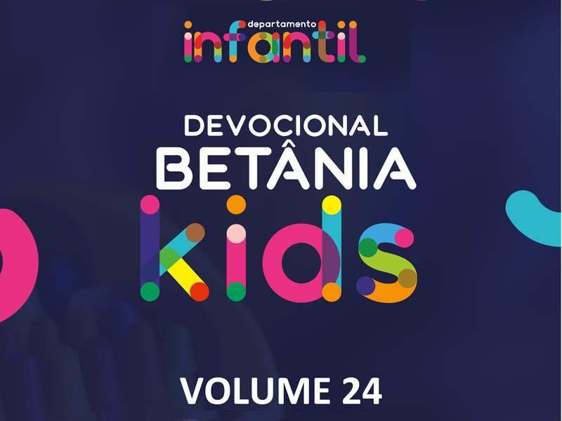 BETÂNIA KIDS - VOLUME 24