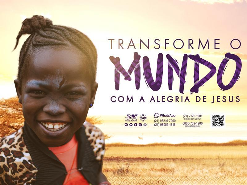 LANÇAMENTO CAMPANHA DE MISSÕES MUNDIAIS 2020
